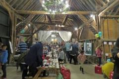 harvest festival at the Tithe Barn 2