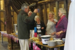 Little Bookham Tithe Barn - Tea