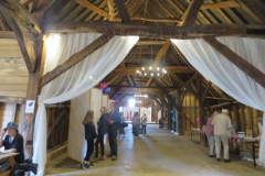 Little Bookham Tithe Barn - Visitors