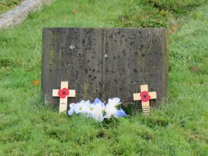 Kate Barnes grave 2016