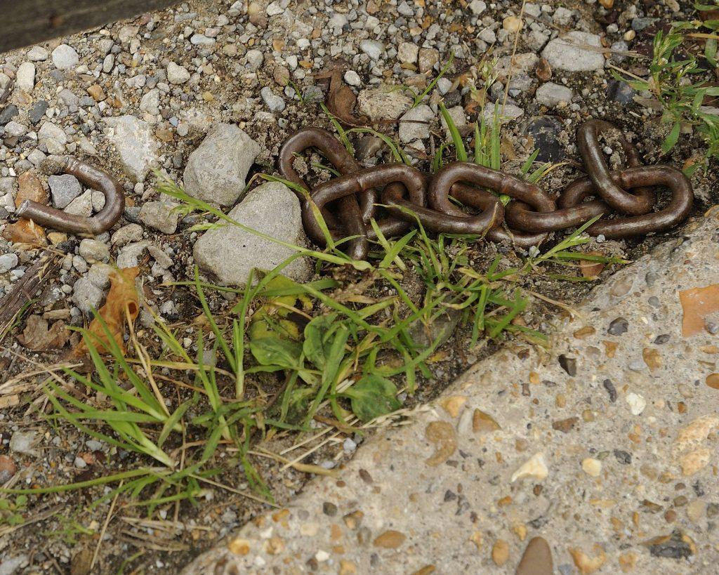 Cut Chain on KGV gate