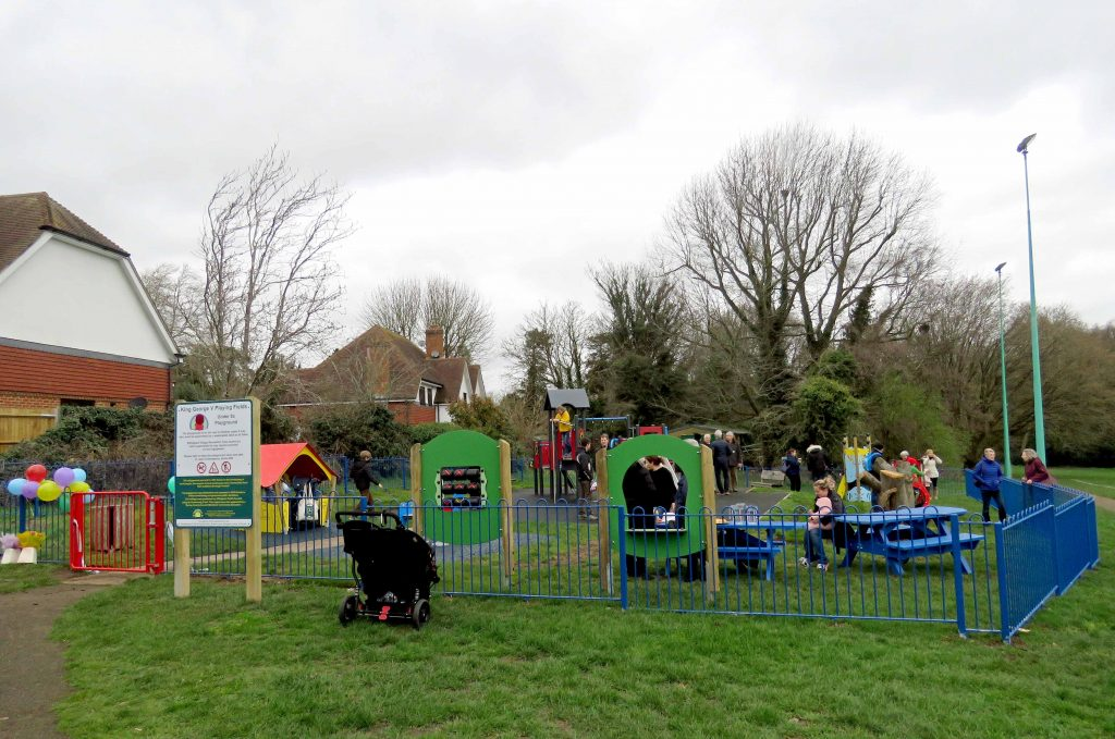 The new open Playground 16 March 2019