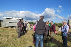 Mark Eller talking about Brickmaking on the Common