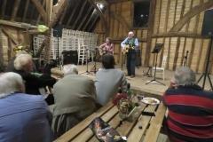 harvest festival at the Tithe Barn 3