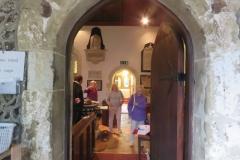 AllSaints Church - The Main Door