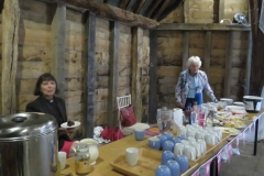 Little Bookham Tithe Barn - Tea with the Rector