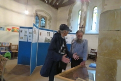 St Lawrence Church - Viewing the Parish Records