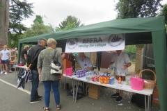 EFFRA serving the village