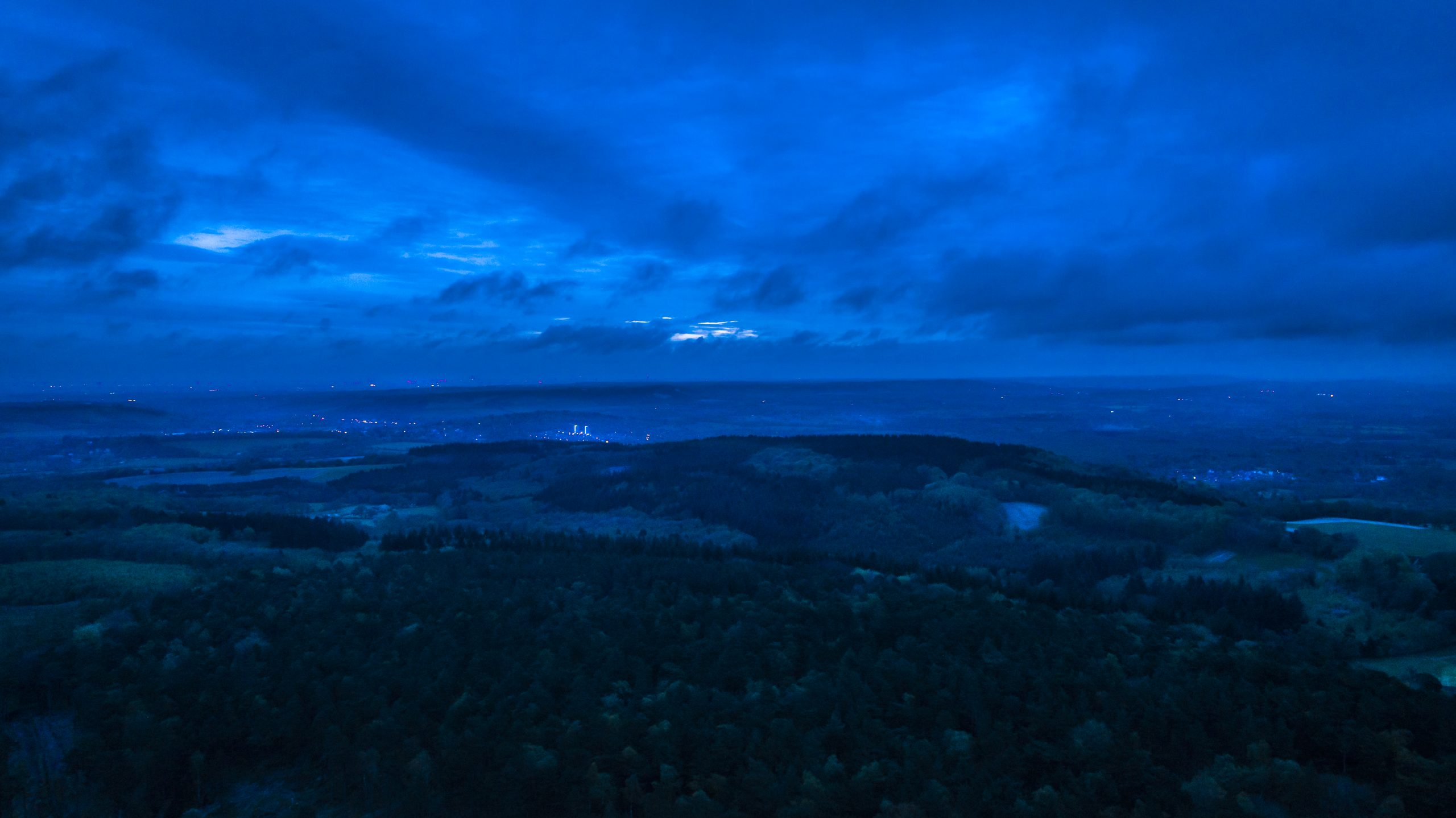 Dark Skies - Leith Hill